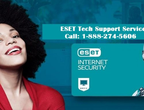 ESET Antivirus Tech Support Customer Care Number 1-888-274-5606